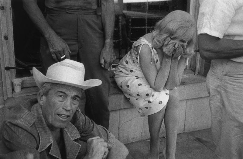 Davidson+Marilyn+Monroe+%26+The+Misfits+1960