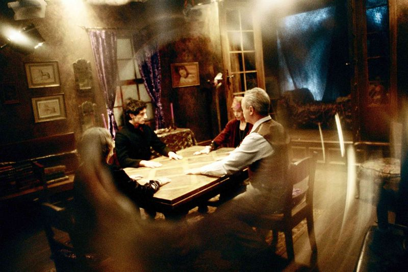 Luce Vigo, Geraldine Chaplin, Udo Kier, Lines of the Hand