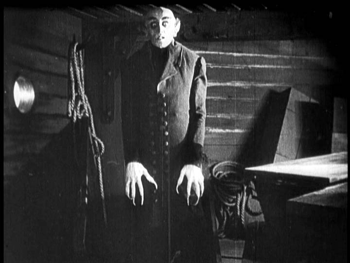 Nosferatu-rises