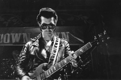 Link Wray, München, 1977
