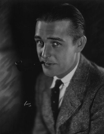 Wallace Reid portrait