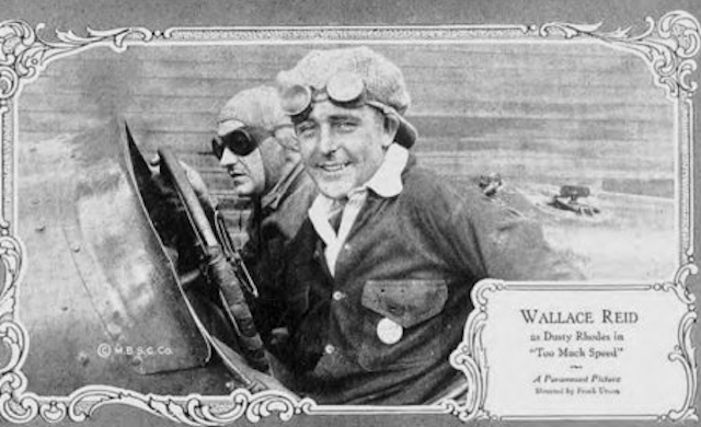 Wallace Reid in Two Much Speed