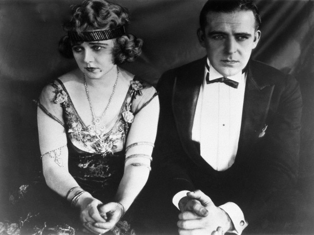 Wallace Reid and Wanda Hawley Affairs of Anatol