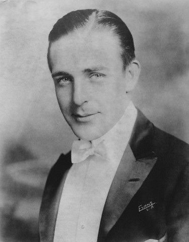 Wallace Reid portrait six