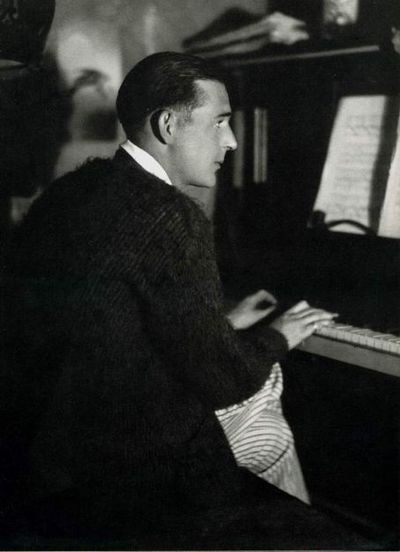 Wallace Reid piano