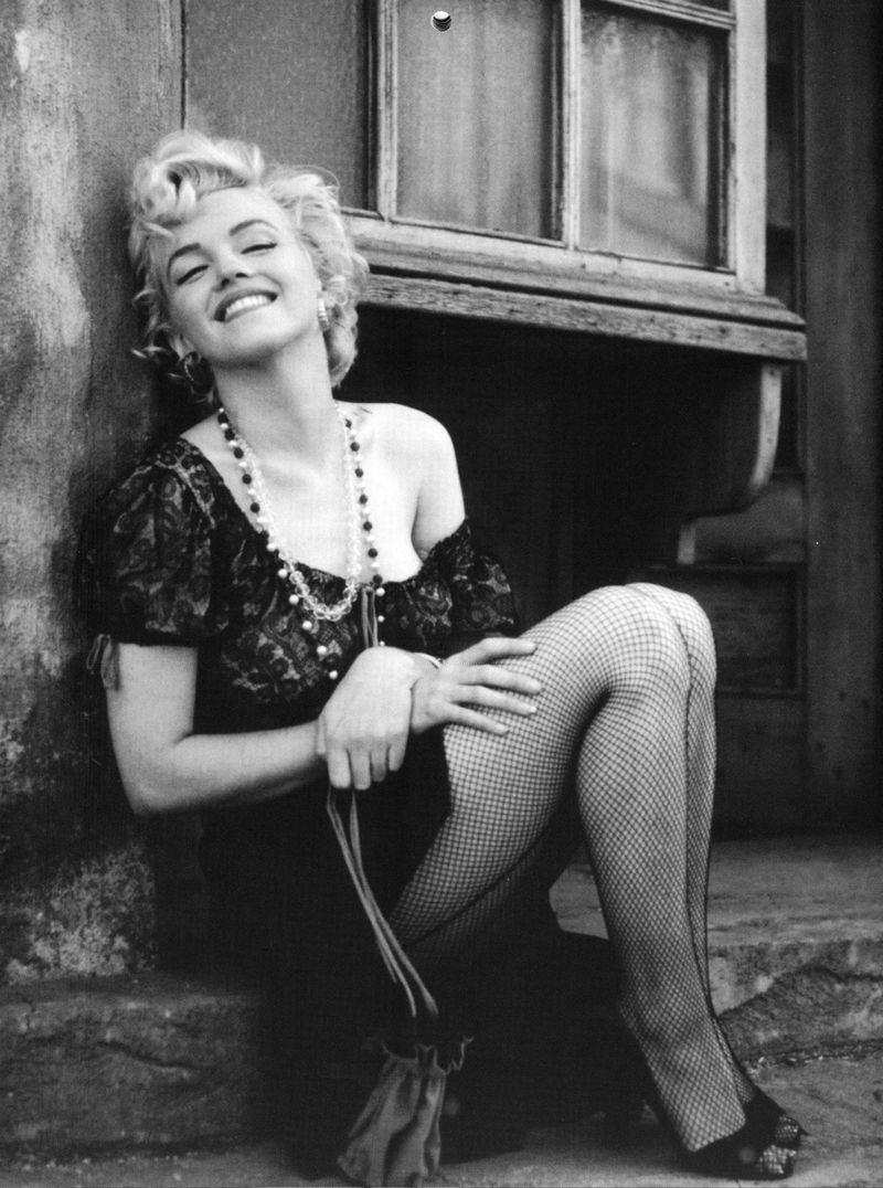 Marilynmonroesmile