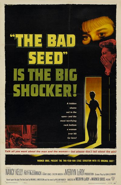 Poster - Bad Seed, The_01