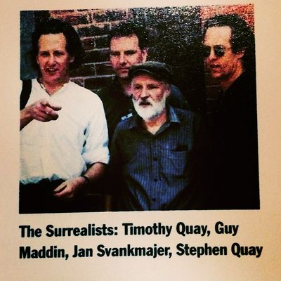 Guy surrealists