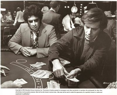 Elliott Gould & George Segal, CALIFORNIA SPLIT (Robert Altman, 1974)