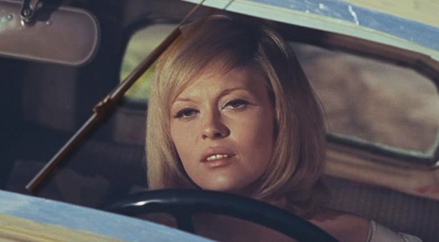 Bonnie and Clyde + Faye Dunaway 6