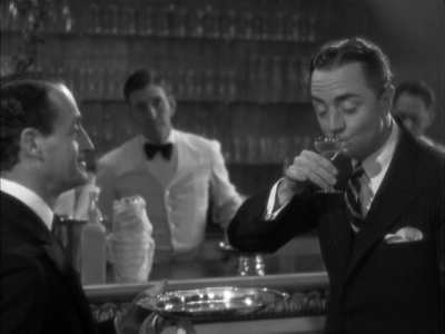 NIck Charles intro 2 Thin Man William Powell Myrna Loy