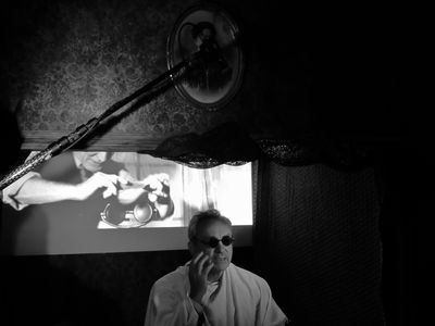 Udo Kier directed by Guy Maddin by Kim Morgan
