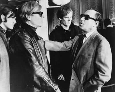 Andy Warhol Tennessee Williams Paul Morrissey
