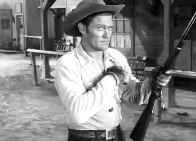 The Rifleman Chuck Connors