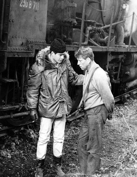 Burt frank train set